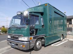 ヒノレンジャー広告宣伝車 移動販売車 自由設計 普通免許OK 88NO