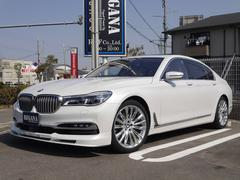 BMW740Li 本革 SRプラス OP20 ALPINA 禁煙車