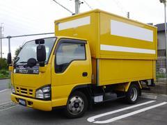 エルフトラックリンボーバン クラッチレス 最大積載2000kg ローラー付