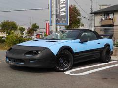 シボレー カマロZ28コンバーチブル LT−1 V8 D車 黒革 15AW