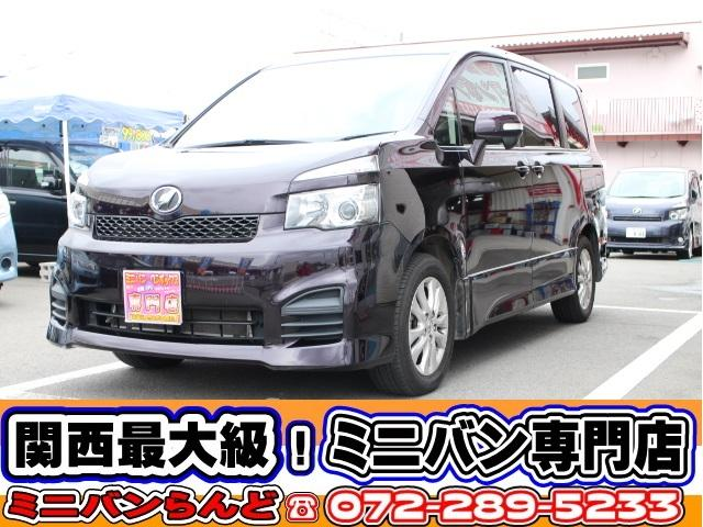 トヨタ Z 片側自動ドア ナビ Bカメラ ETC