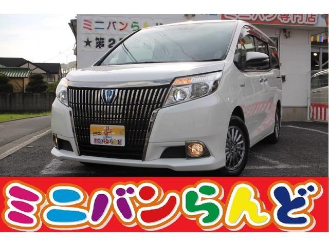 トヨタ ハイブリッドXi ナビ 片側自動 スマートキー アルミ