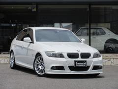 BMW325i Mスポーツ iDriveナビ OP18インチアルミ