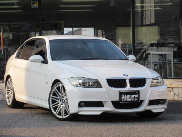 BMW 323i Mスポーツパッケージ 19インチアルミ