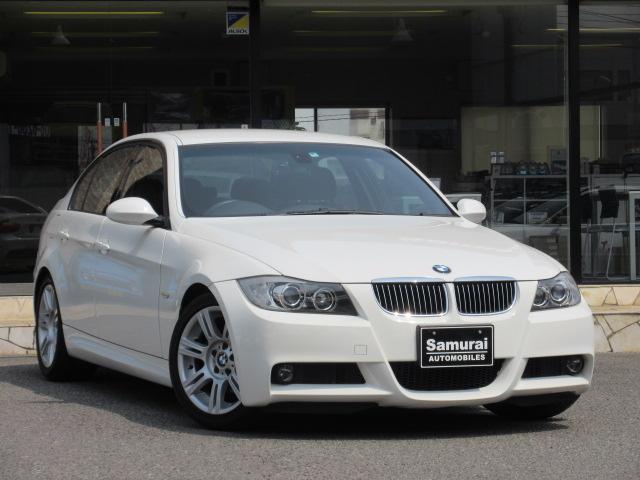 BMW 325i Mスポーツ  iDriveナビ 直6エンジン