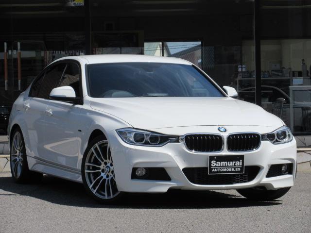 BMW 320i Mスポーツ M Performanceブレーキ