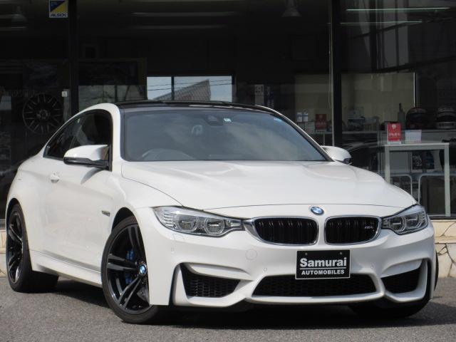 BMW M4クーペ MDCTドライブロジック NEOVA AD08R
