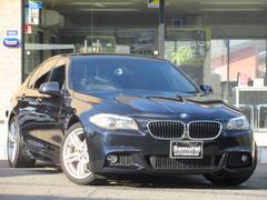 BMW528i Mスポーツパッケージ OP19インチアルミ