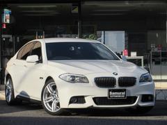 BMW523i Mスポーツパッケージ OP19インチアルミ