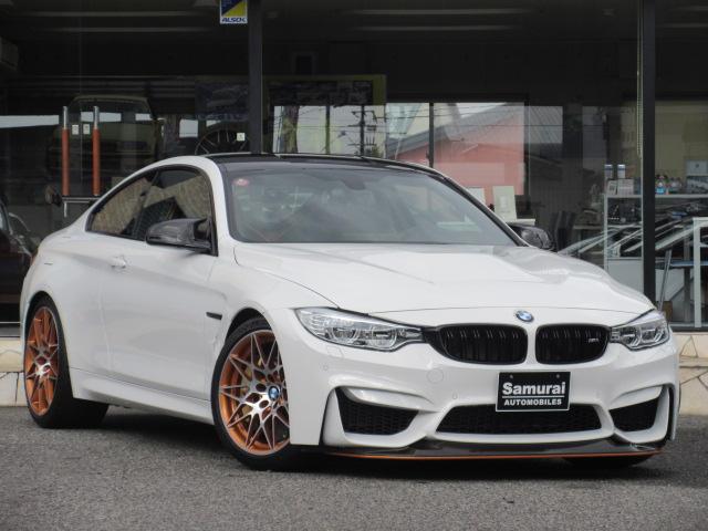 BMW M4 GTS 世界限定700台(国内30台) 本国純正カーボンボンネット 左ハンドル