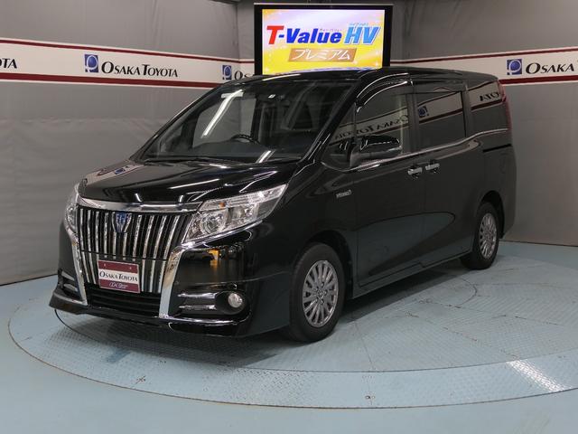 トヨタ ハイブリッドGi 2年保証 7人乗り SDナビ