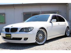 BMW740i ブラックレザー ZSS車高調 22AW