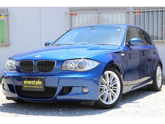BMW 130i Mスポーツ キーレス ブラックレザー Pシート