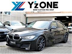BMW320d A−REAL BlackEdition ver.