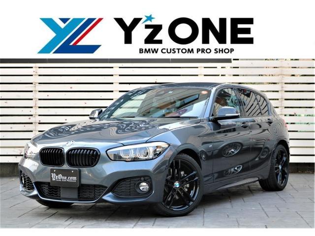 BMW 118i Mスポーツ エディションシャドー限定車