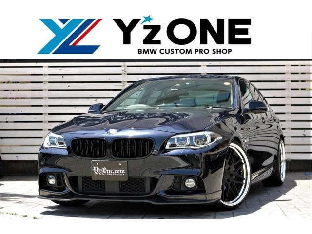 BMW 523d Mスポーツ LCI end.cc ver.