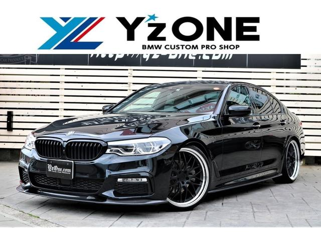 BMW 523dMスポーツ 3DDesign Carbon ver.