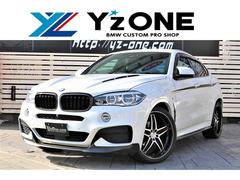 BMW X6 xDrive 35i Mスポーツ Mperformance