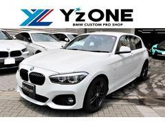 BMW118d Mスポーツ エディションシャドー限定車