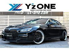BMW640iMスポ ブラックエディション限定車 3DDesign