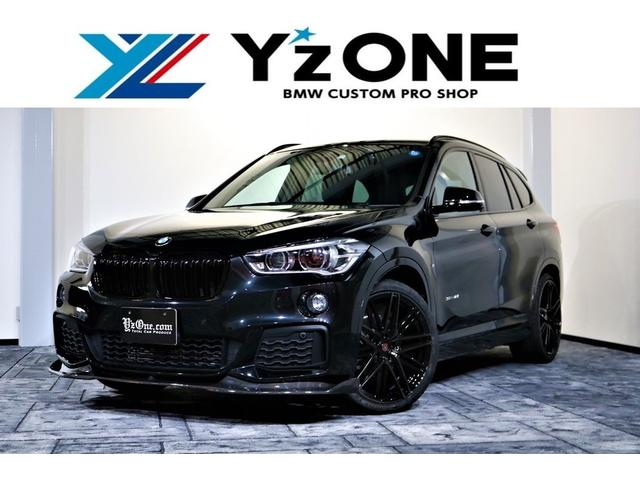 BMW X1 sDrive 18i Mスポーツ CASSANO20INCH
