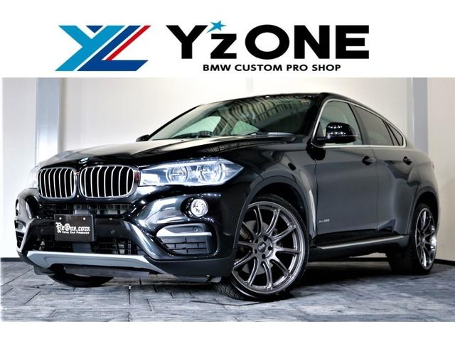 BMW X6 xDrive50i OZ RACING 22INCH
