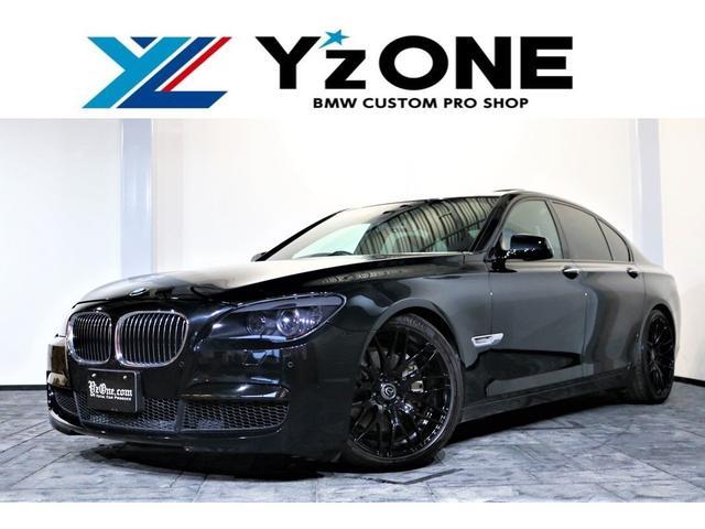 BMW 740i Msports YZ RACING21inch