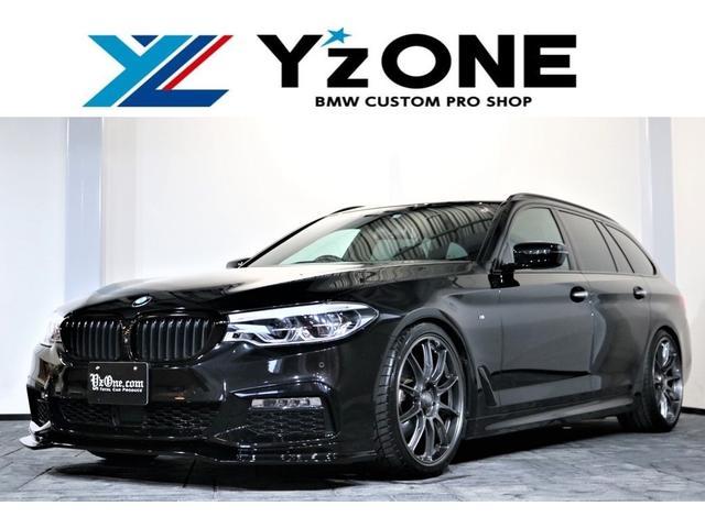 BMW 5シリーズ 523iTouring MSPORTS end.cc ver. OZ  RACING