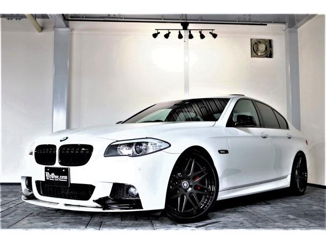 BMW 5シリーズ 528i Mスポーツパッケージ M performance REMUS