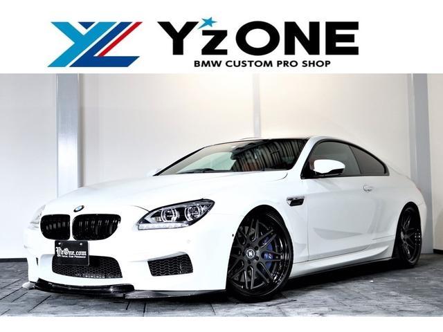 BMW M6  YZ Racing Carbonエアロパッケージ