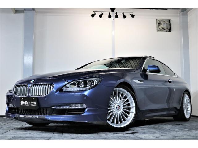 BMWアルピナ ビターボ クーペ
