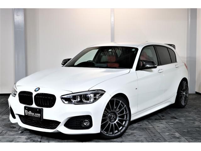 BMW 1シリーズ 118d Mスポーツ OZホイール19インチ