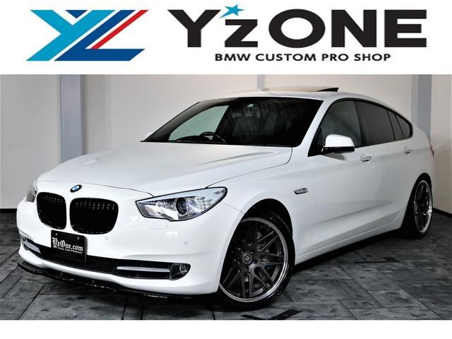 BMW 535iグランツーリスモ maxtondesign Y'Z RACING20インチ ver