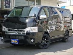 ハイエースバンロングスーパー WGN GL 10人乗り仕様車