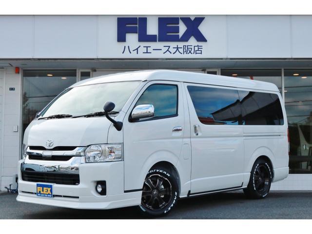 トヨタ GL シートアレンジAS パワースライドドア 17AW