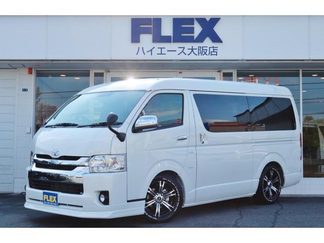 トヨタ GL シートアレンジVer.1 17AW LEDヘッドライト