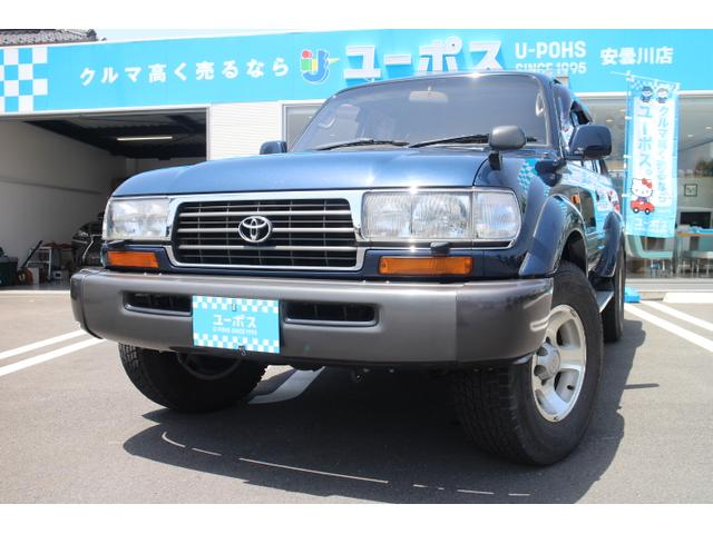 トヨタ VXリミテッド 1オーナー 本革 サンルーフ 8ナンバー