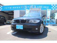 BMW118i 1オーナー 車庫保管 禁煙車