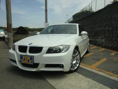 BMW320i Mスポーツパッケージ サンルーフ 外品ナビ
