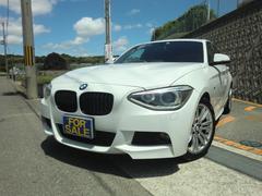 BMW120i Mスポーツ コンフォートアクセス