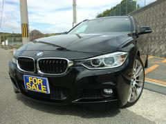 BMW320iツーリング Mスポーツ 純正HDDナビ バックカメラ
