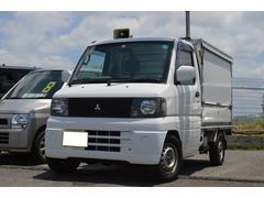 ミニキャブトラックTL 4WD 移動販売車 エアコン PS