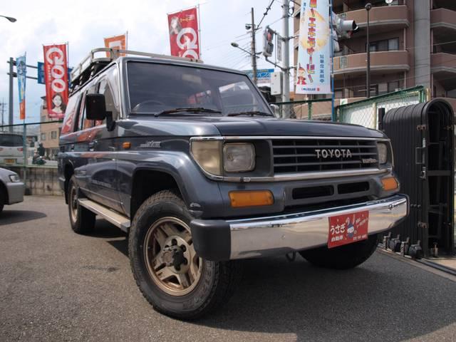 トヨタ SX Dターボ4ナンバータイベル30万km交換済サンルーフ
