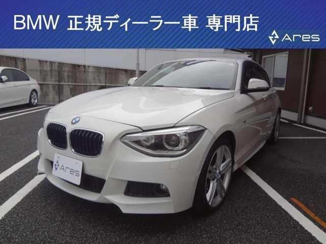BMW 116i Mスポーツ 純正ナビ HID プッシュスタート  ETC スマートキー