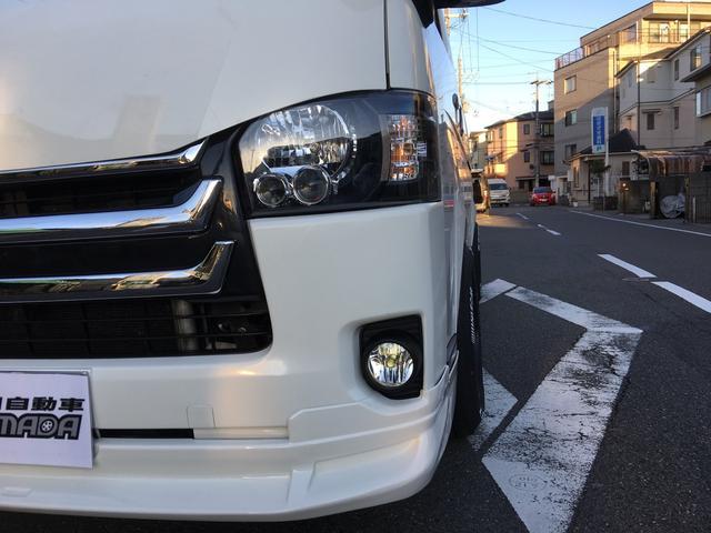 トヨタ スーパーGL4型LED仕様 4WDローダウン バットフェイス