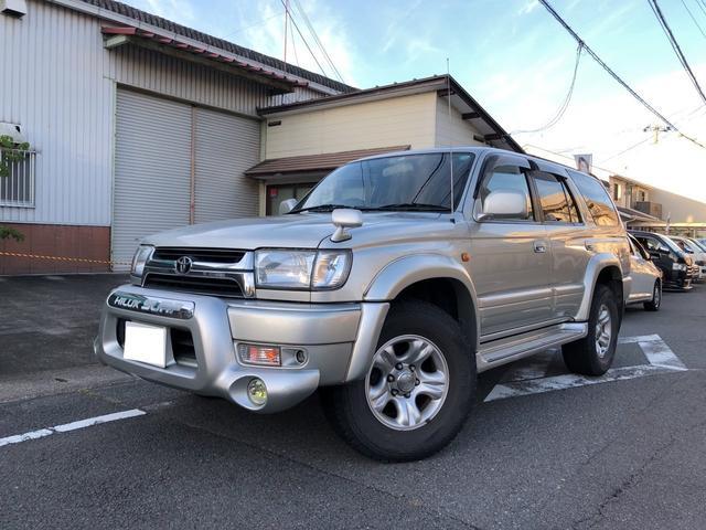 SSR-G 4WD ナビ アルミホイール キーレス(1枚目)