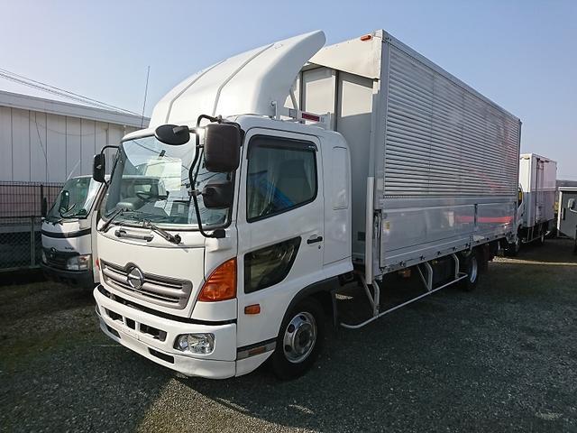 日野 ヒノレンジャー  ワイドウイングゲート蓋 積載量2,650kg