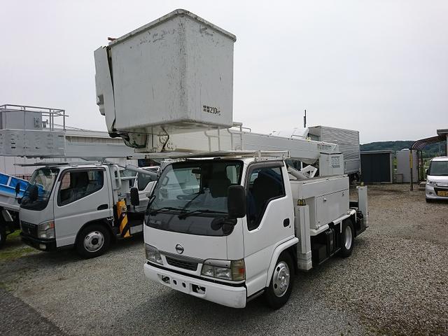 日産  高所作業車 タダノAT-146TE
