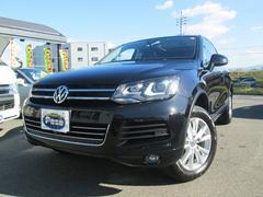 VW トゥアレグV6 ブルーモーションテクノロジアップGPGーパノラマSR