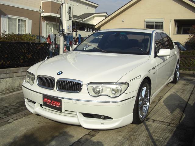 BMW 760LiシアターPKG シュニッツァーエアロ 左H